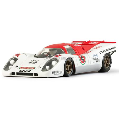 Porsche 917K 9hrs Kyalami 1971 Lucky Strike  n.4