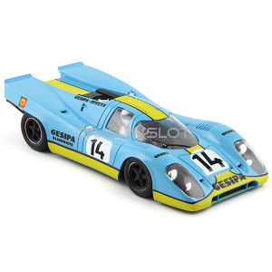Porsche 917K n.14 1000 Km Monza 1970 Gesipa Racing Team