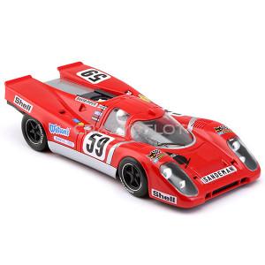 Porsche 917K n.59 Grand Prix Magny-Cours 1970 Sandeman