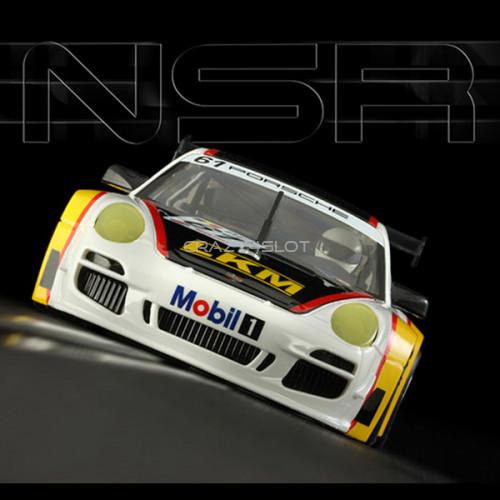 Porsche 997 LKM Silverstone 2009 n.61