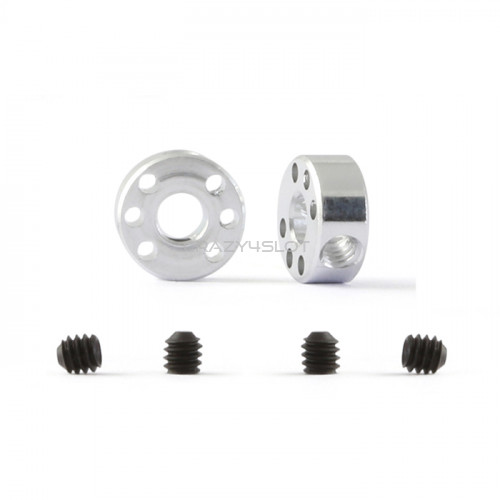 Ultralight Aluminium Axle Stopper 2pcs