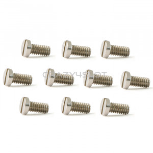 Motor Screws Smaller Head M2 x 4mm