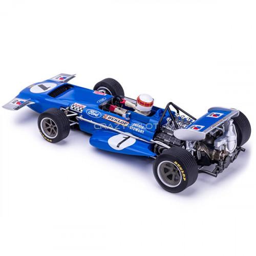March 701 1st Jarama 1970 Jackie Stewart