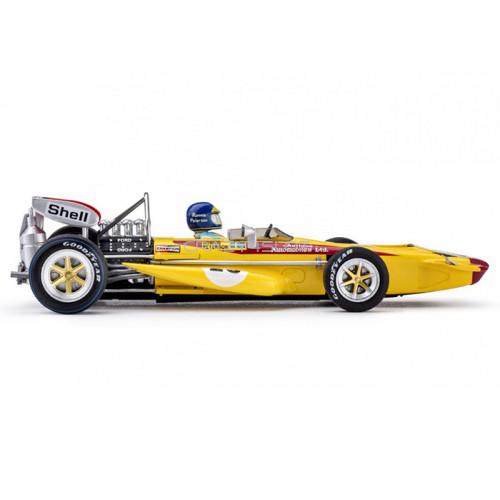 March 701 Monaco 1970 n.23 Ronnie Peterson