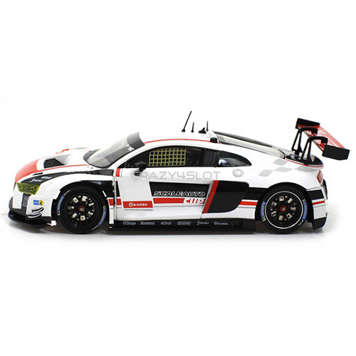 Audi R8 LMS GT3 2016 Cup Edition White Red