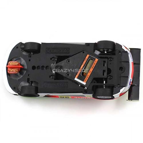 Mercedes SLS AMG GT3 Jarama 2011 n.25 Vodafone