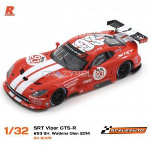 SRT Viper GTS -R 6H Watkins Glen 2014 GTLM n.93