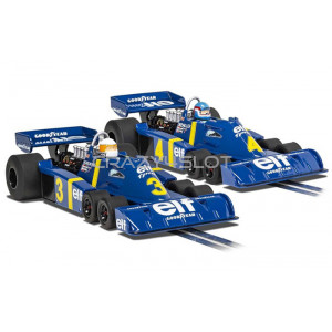 Tyrrell P34 Swedish GP 1976 Twin Pack