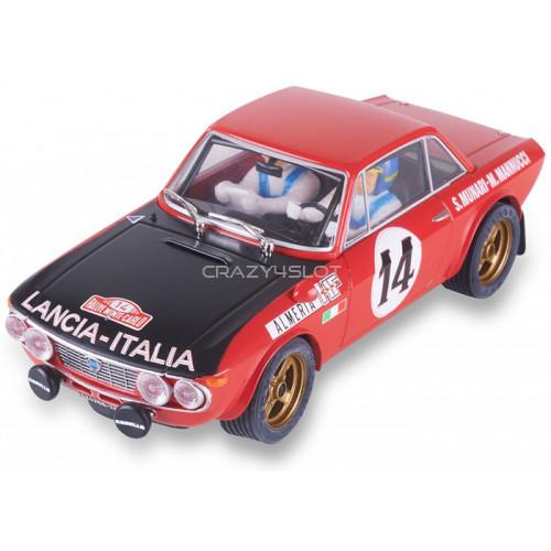 Lancia Fulvia 1.6 HF Munari-Manucci