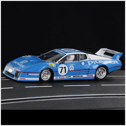 Ferrari 512 BB LM Pioneer Le Mans 1982 n.71