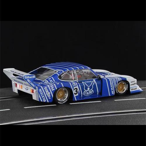 Ford Capri Zakspeed Wurth DRM Nurburgring Eifelrennen 1982