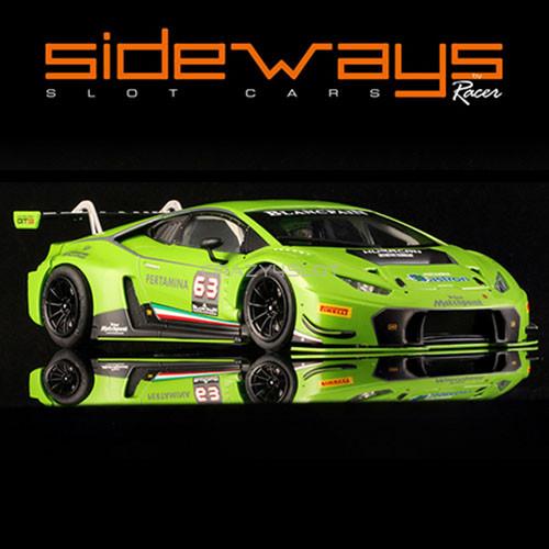 Lamborghini Huracan GT3 Green n.63