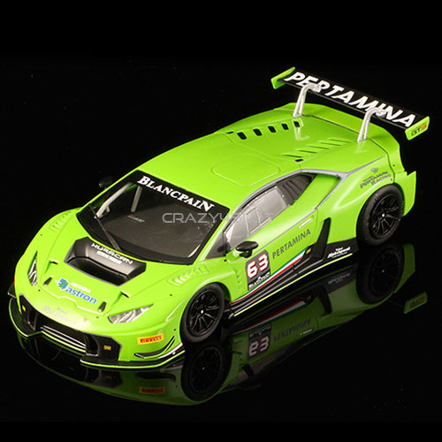 sideways swcar01a lamborghini huracan gt3 green. Black Bedroom Furniture Sets. Home Design Ideas