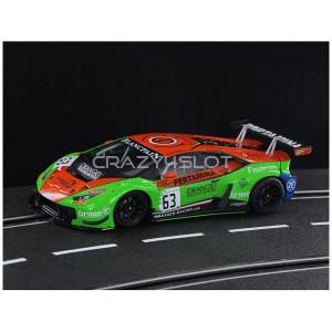 Lamborghini Huracan GT3 Team Grasser 2018