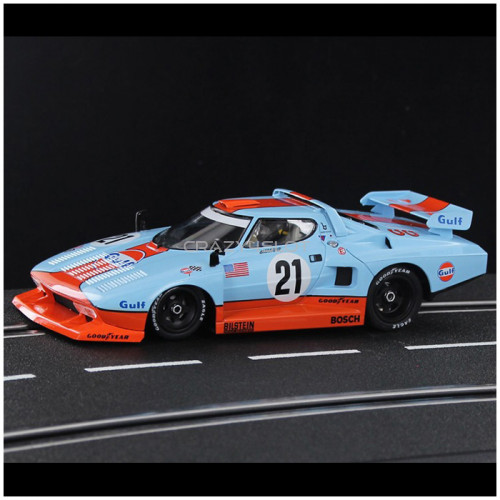 Lancia Stratos HF Turbo n.21 Historical Colors Gulf