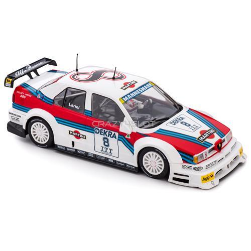 Alfa Romeo 155 DTM ITC Martini Avus Ring 1995 n.8
