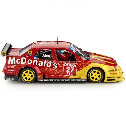 Alfa Romeo V6 TI DTM / ITC n.27 Helsinki 1995