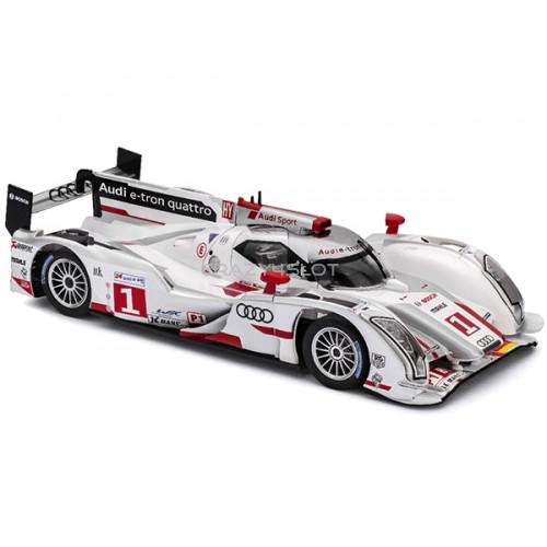 Audi R18 4WD E-tron quattro #1 Le Mans Winner 2012