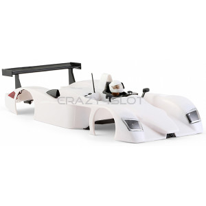 Audi R8 LMP 2000 Unpainted Body Kit