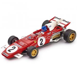 Ferrari 312B2 1st Zandvoort 1971 no.2 - Jacky Ickx