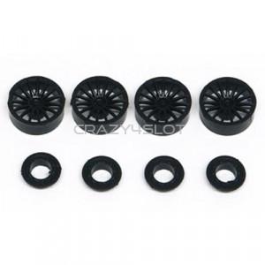Wheel Inserts  McLaren F1 and Audi R8C