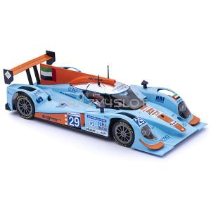 Lola B12/80 Gulf no.29 Le Mans 2012