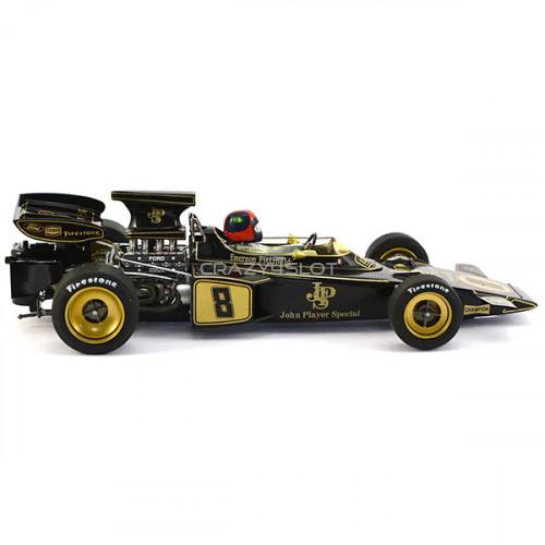 Lotus 72 No.8 JPS Monaco 1972 Fittipaldi