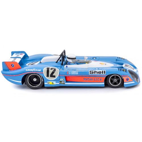 Matra-Simca MS 670B n.12 Le Mans 1973