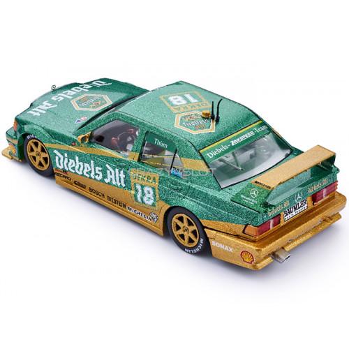 Mercedes 190E n.18 DTM Winner Zolder 1992