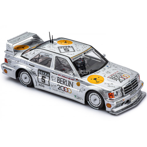 Mercedes 190E n.5 1st Hockenheim 1992