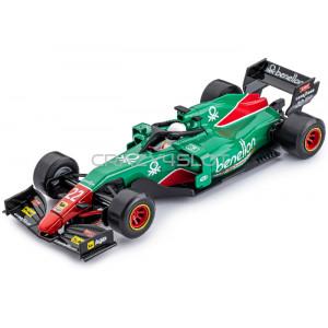 Monoposto GEMS F1 Euroracing 185T 1985
