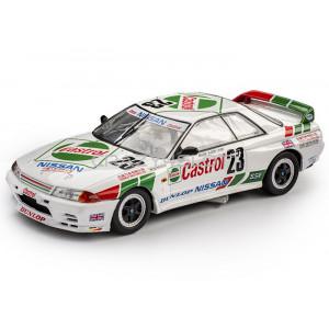 Nissan Skyline GT-R Castrol n.23 1st Macau 1990