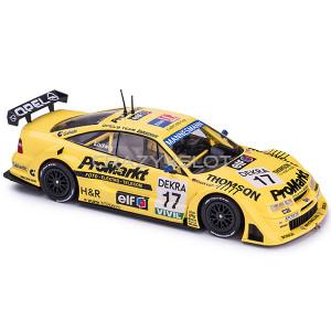 Opel Calibra V6 DTM ITC 1st Norisring 1996