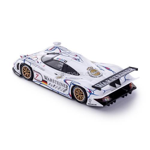 Porsche 911 GT1 Evo 98 FIA GT Championship 1998 n.7