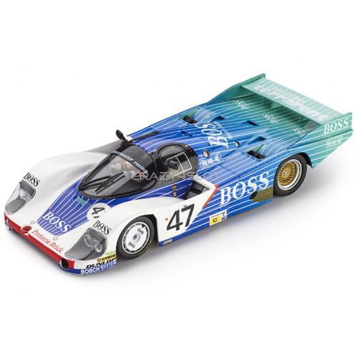 Porsche 956LH n.47 Le Mans 1984