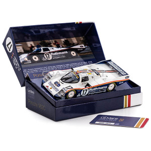 Porsche 962C 85 no.17 Winner Le Mans 1987