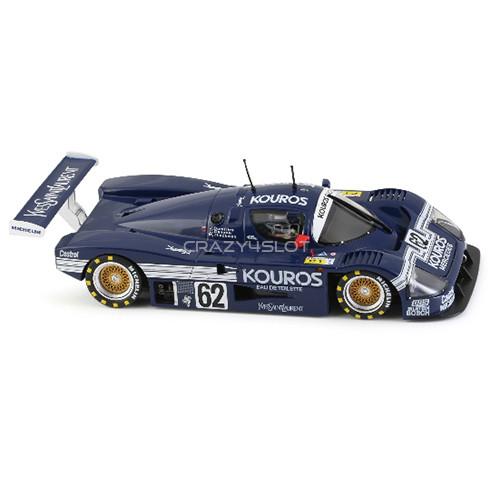 Sauber Mercedes C9 n.62 Le Mans 1987