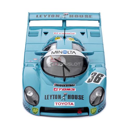 Toyota 86C n.36 Le Mans 1986