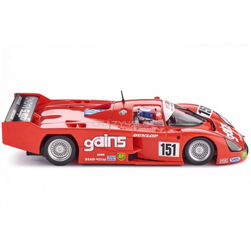Toyota JTK 63C n.151 Fuji 500 Miles 1988