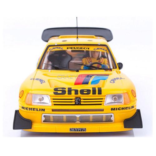 Peugeot 205 T16 EVO2 65th Pikes Peak 1987 Lim.Ed.