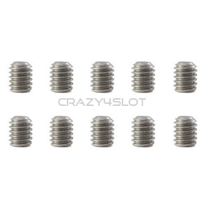 Hexagonal Screws M2.5 x 3mm
