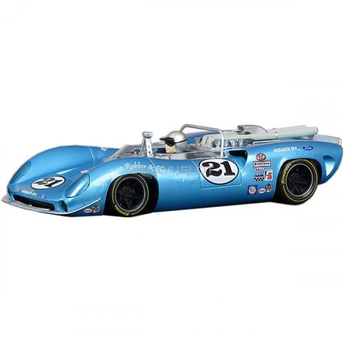 Lola T70 Can-Am Spyder Mario Andretti n.21