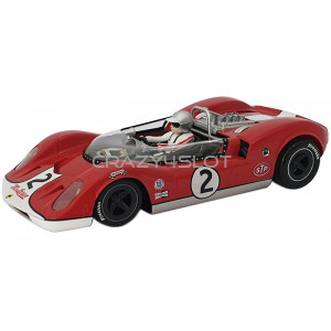 McLaren Elva Spider  MkI Can-Am n.2 Riverside 200 miles
