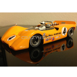 McLaren M6A Can-Am no.4 Bruce McLaren - Riverside '67