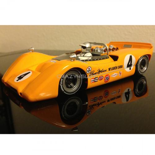 McLaren M6A Can-Am no.4 Bruce McLaren - Riverside '67