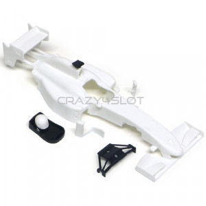 GP Formula White Body Kit