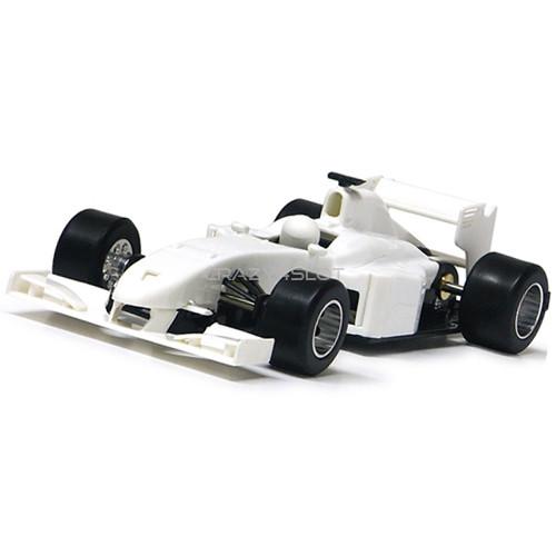 GP Formula Car White Kit