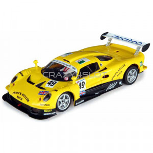 Lotus Elise GT1 24Hrs Le Mans 1997 n.49