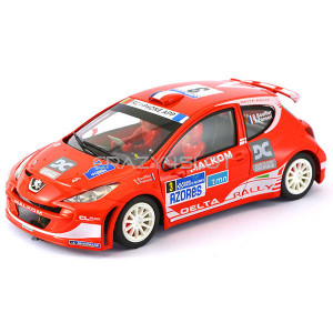 Peugeot 207 S2000 WRC Rally Azores  2011 4Wd