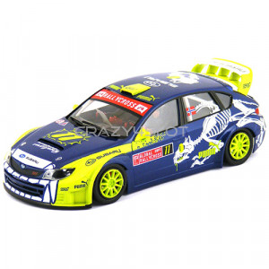 Subaru Impreza Rally Cross n.40 Blue